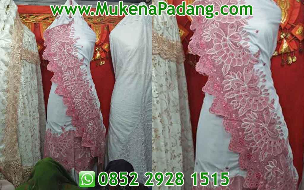 Mukena Kerancang Padang