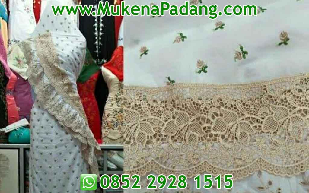 Mukena Padang Kerancang - Mukena Padang