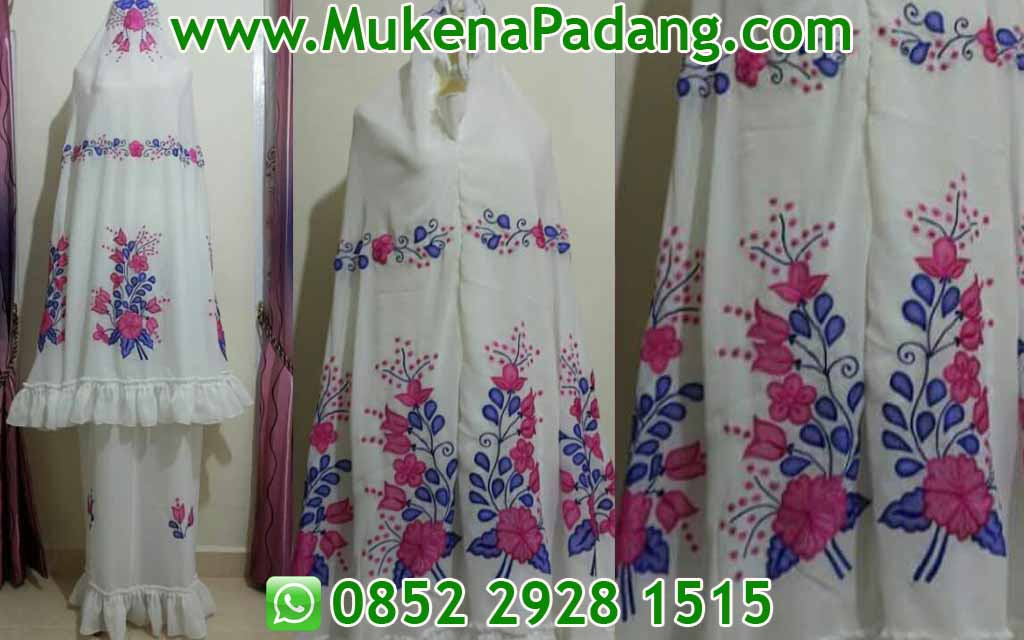 Mukena Sulam Padang